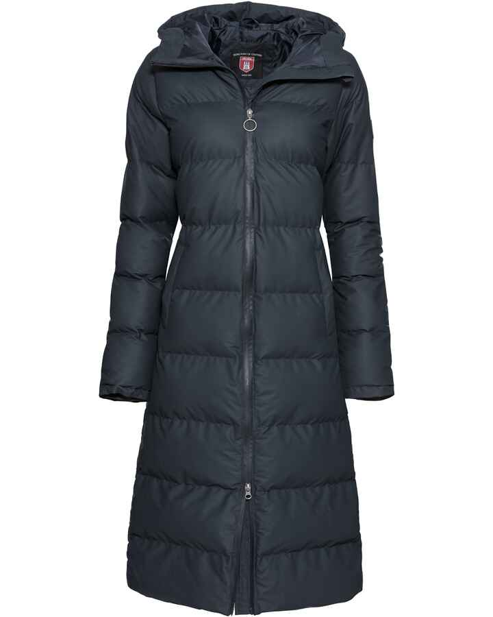 Wintermantel Interlink Long Girls, Derbe