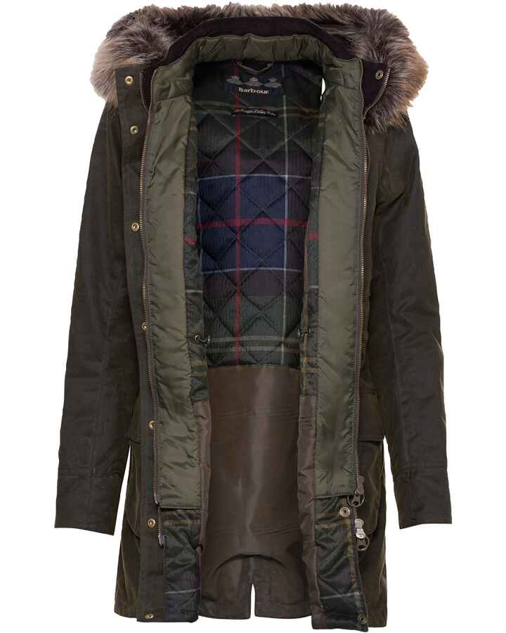 Wachs-Parka Homeswood, Barbour