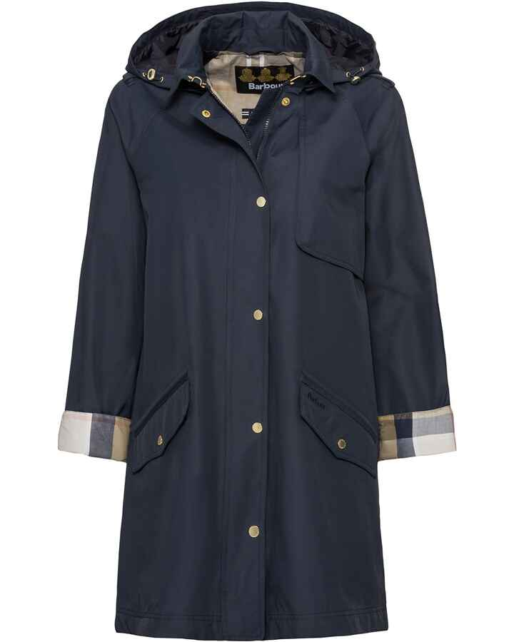 Mantel Blackett, Barbour