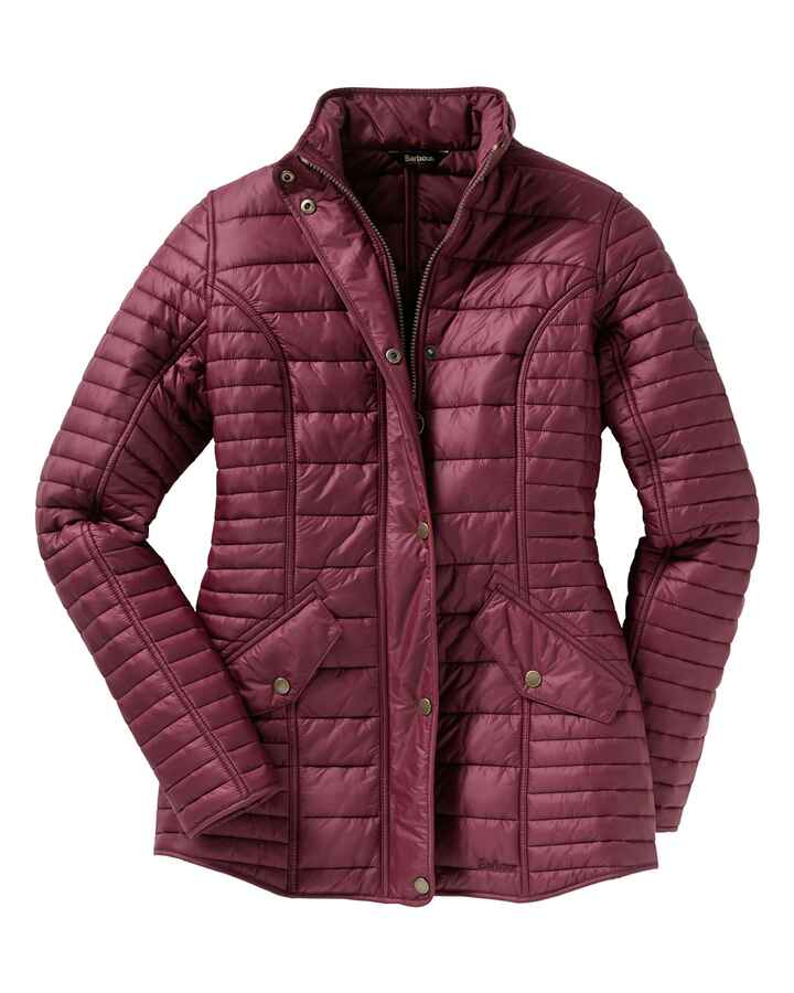 Steppjacke Crossrail, Barbour