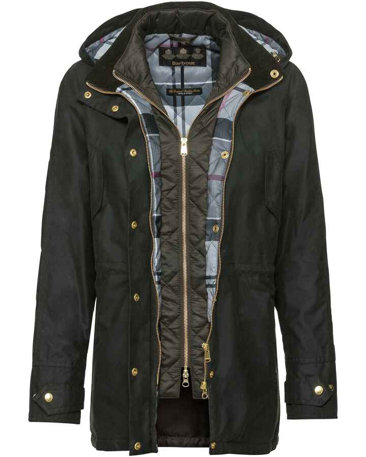 Wachsjacke Heath, Barbour