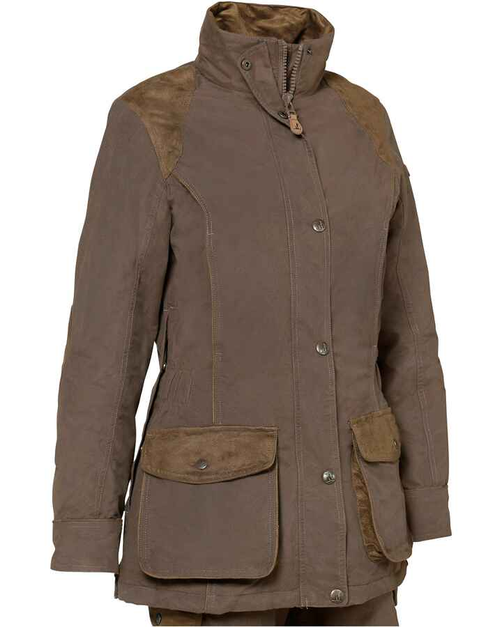 Damen Jacke Normandie, Percussion