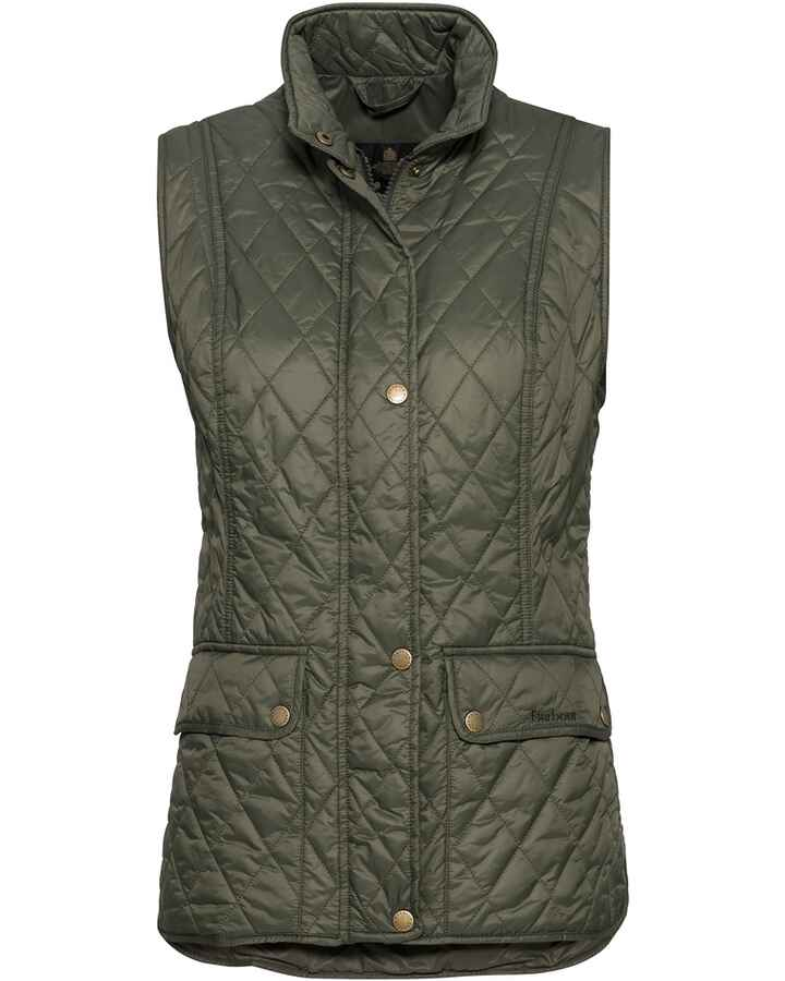 Steppweste Otterburn, Barbour