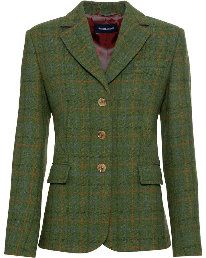 Tweedblazer, HIGHMOOR