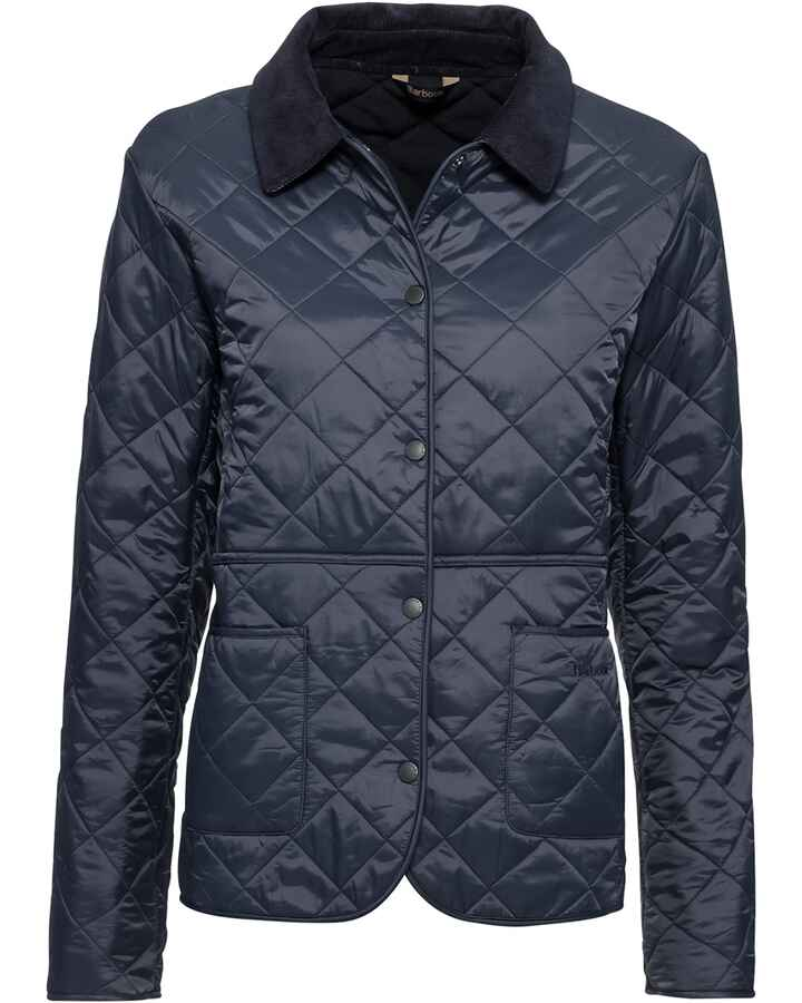 Steppjacke Deveron Polarquilt, Barbour