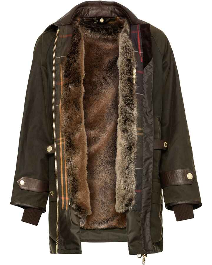 Wachsjacke Norwood, Barbour
