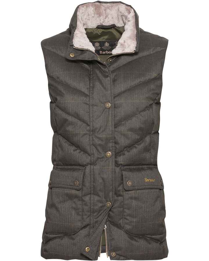 Weste Kingston, Barbour