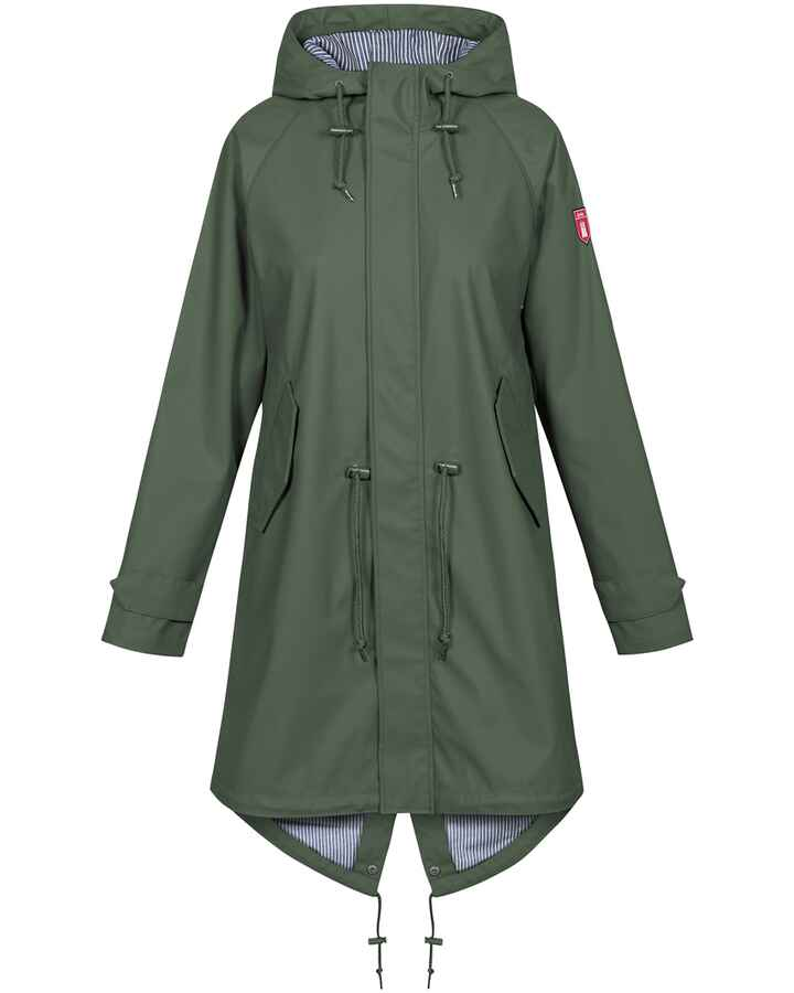 Regenjacke Travel Friese Fisher, Derbe