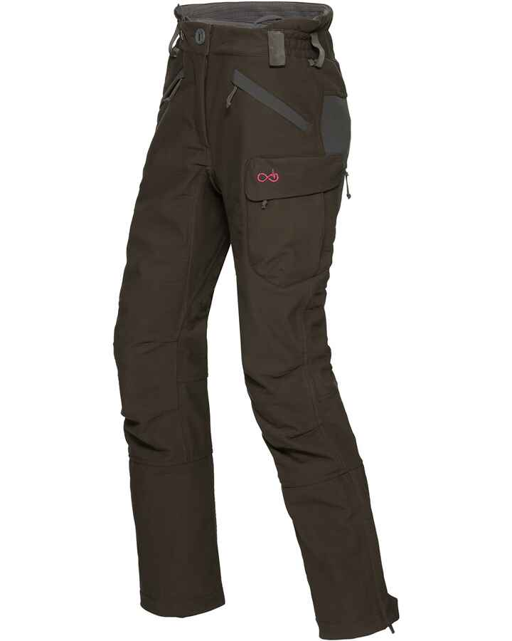 Damen Jagdhose Expedition WNTR Pant W's, Merkel Gear