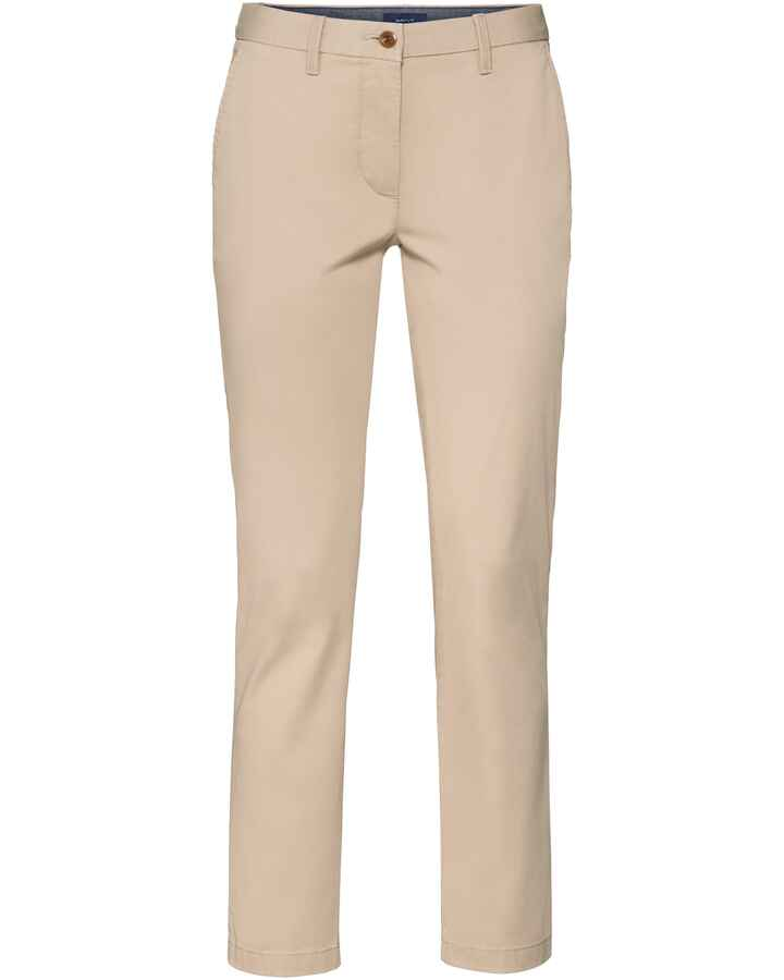 Chino Classic Cropped, Gant