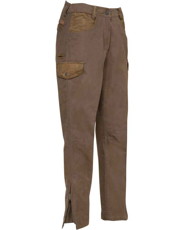 Damen Hose Normandie, Percussion