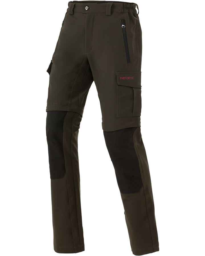 Damen Zip-Off-Zeckenschutzhose Tick-Off, Parforce