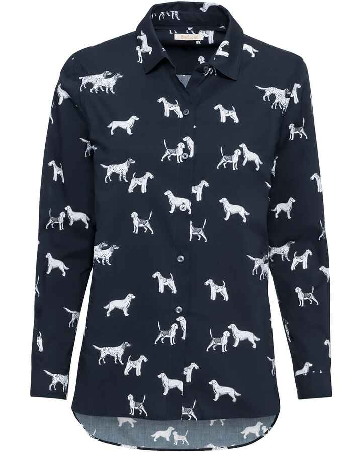 Bluse Safari, Barbour