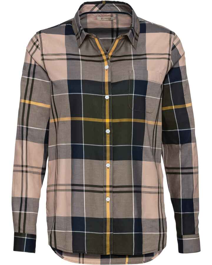 Bluse Homeswood, Barbour