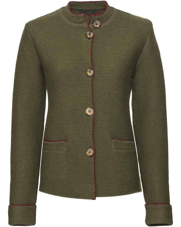Linksstrickjacke, REITMAYER