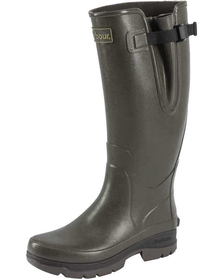 Damen-Gummistiefel Hail, Barbour