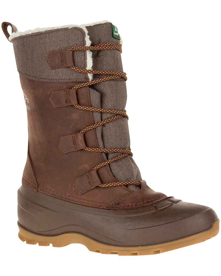 Damen Thermostiefel Snowgem, Kamik