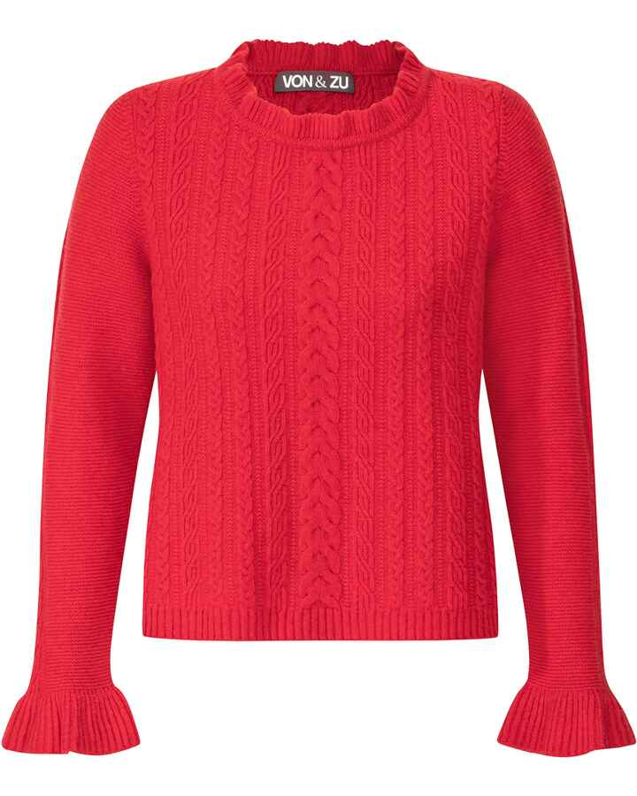 low priced 8c318 dee9f Damen-Pullover | Online Shop Frankonia