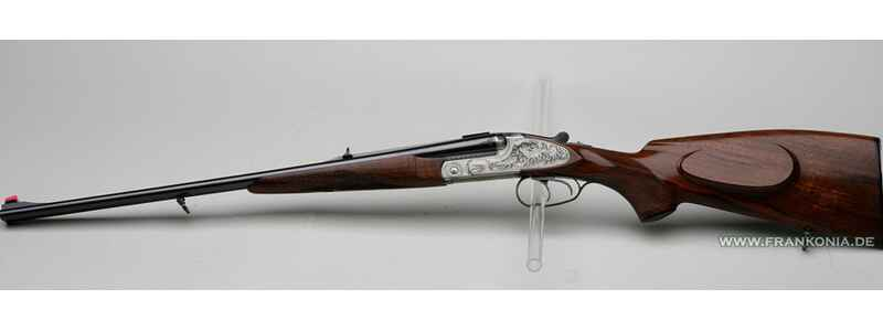 Double rifle 161, Merkel