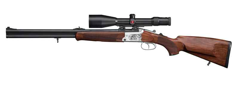 B3 shotgun rifle, Hunter, Merkel