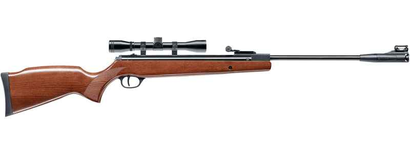 Luftgewehr Air Scout Rancher Kit, Ruger