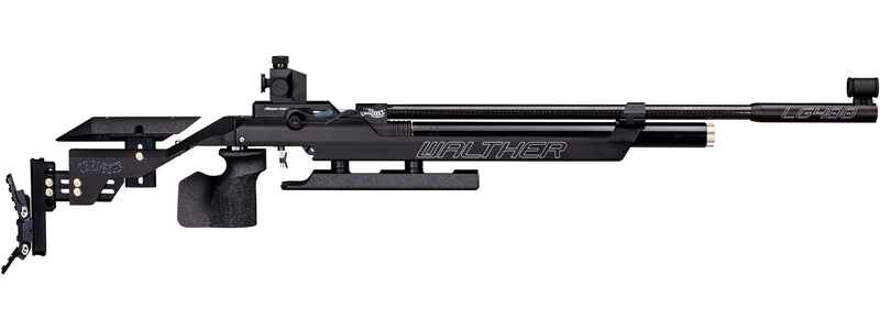 Match Luftgewehr 400 Black Diamond, Walther